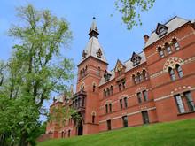 Sage Hall At Cornell Universit...