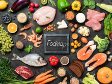 Fodmap Diet Concept. Low Fodma...