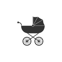 Baby, Carriage, Buggy, Pram, S...