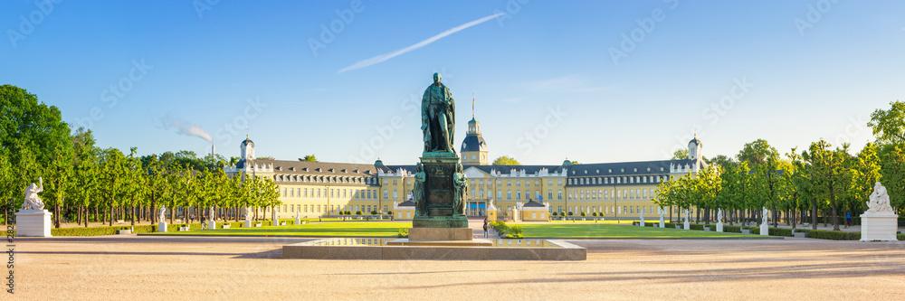 Fototapety, obrazy: Karlsruhe - Germany