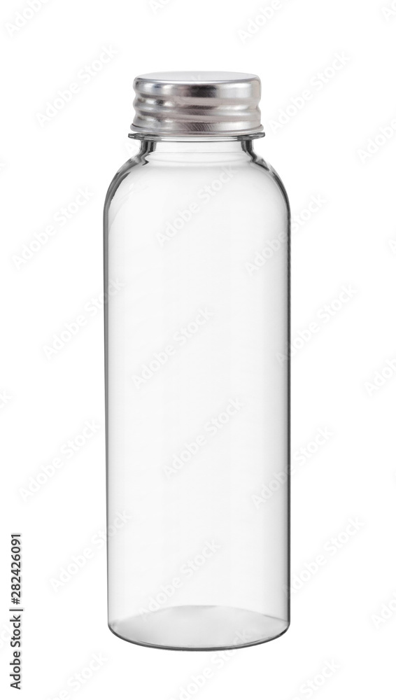 Fototapety, obrazy: Water bottle, Isolated on white