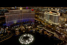 Fountains Of Bellagio In Las V...