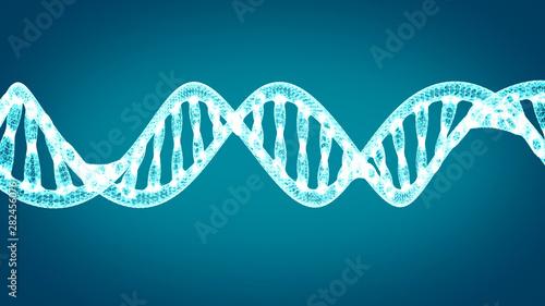 Fotografie, Obraz  DNA