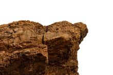 Brown Rocks And Natural Surfac...