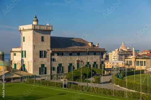 Genoa Cricket And Football Club Tableau sur Toile