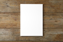 Stack Of Blank Paper Sheets Fo...
