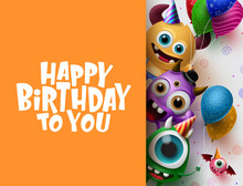 Happy Birthday Greeting Card V...