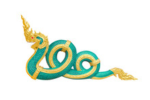 Serpent King Or King Of Naga S...