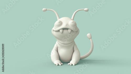 Alien Insect Concept Art