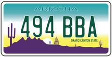 Vehicle Registration Plates Of...