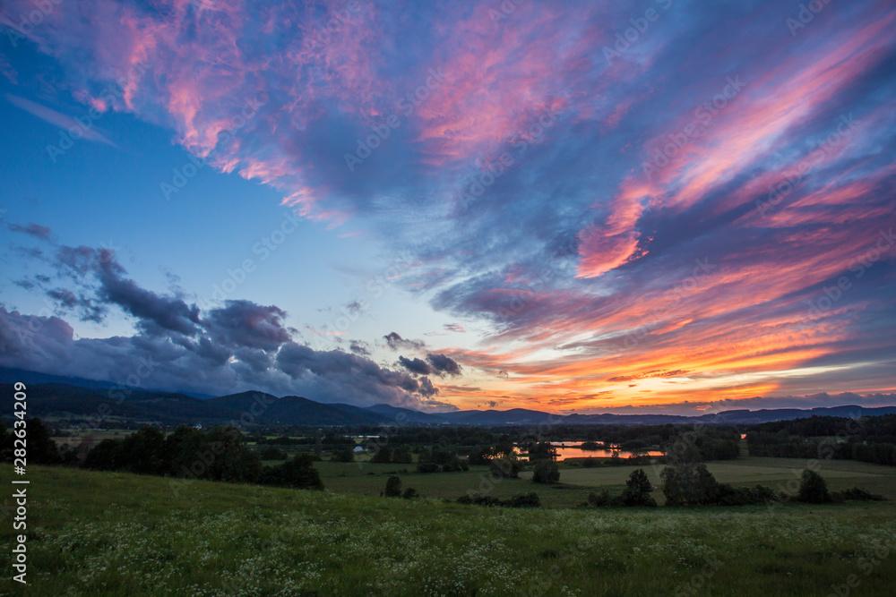 Fototapety, obrazy: Karkonosze - Sudety Mountains