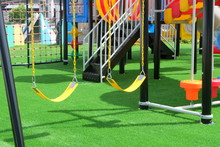 Playground Swings Slider