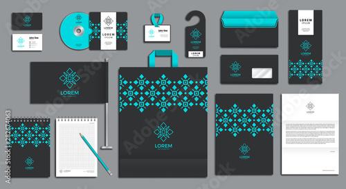 Fotografia, Obraz  Corporate identity branding template
