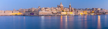 Valletta Panoramic View Of The...