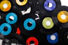 45 Rpm Vinyl Records
