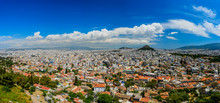 Panorama With Mount Lycabettus...