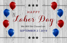 Happy Labor Day September 2nd ...