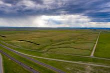 Wyoming Aerial
