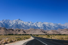 View Of Mount Whitney From The...
