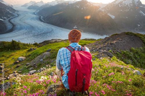 Fotografia, Obraz  Hike in Canada