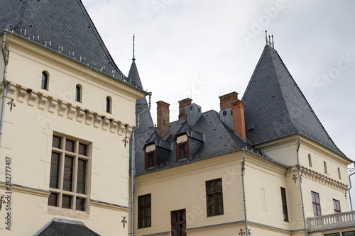 Photo  Andrassy Castle In Tiszadob