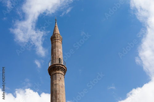 Minaret in Eger Canvas-taulu