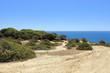 Caminho Da Baleeira Nature reserve near Albufeira in the Algarve
