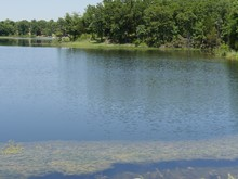 Lake At Chickasaw National Rec...