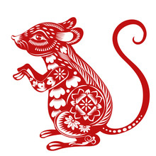 Chinese Zodiac Sign Year Of Rat