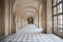Hall Of Versailles.