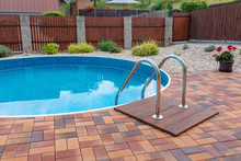 Small Home Swimming Pool With ...