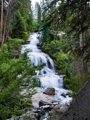 Fototapeta Wodospad Lone Pine Creek Falls
