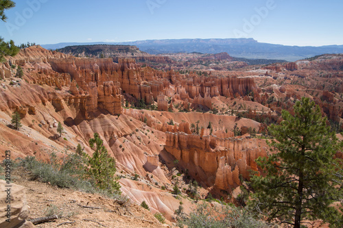 Bryce Canyon views
