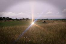 Landscape Shot In The National...