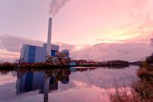 Modern Waste-to-energy Plant O...