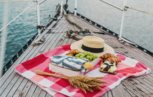 Picnic On The Yacht, Summer Time, Relax