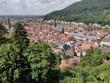 Heidelberg, Stadtansicht, Panorama