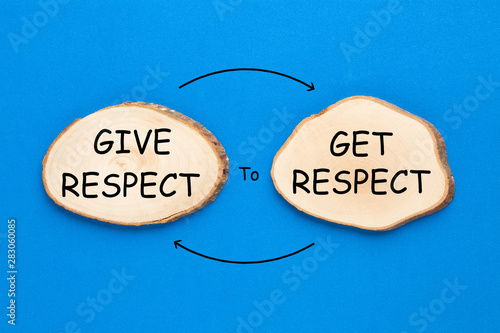 Photo Give Respect To Get Respect