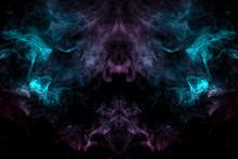 A Mystical Image Of A Large Fa...
