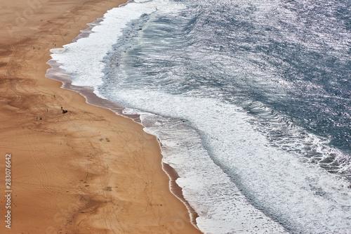 Beautiful ocean view Canvas Print