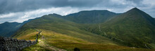 Panoramic View Of Famous Hikin...