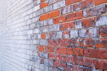 Background Brick Wall Fading T...