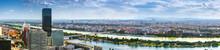 Stunning Aerial Panoramic City...