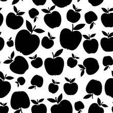 Naive Art Apple