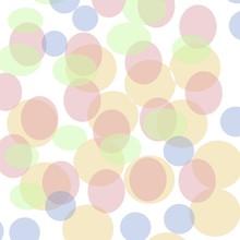 Multi-colored Balls Background Image