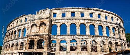 Roman Arena in Pula, Croatia Poster Mural XXL