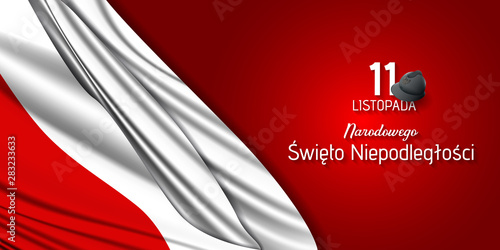 Poland Independence Day (Dzień Niepodległości).