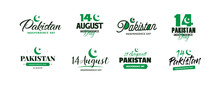 14th August, Pakistan Independence Day Vector Illustration