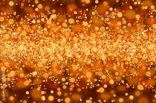 Obraz Glitzernde Hintergrundbild - fototapety do salonu