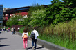 Leinwanddruck Bild - Paris; France - may 21 2017 : quai branly museum